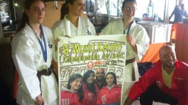 Karate, L'Aquila vola ai mondiali