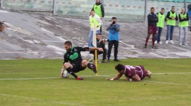 L'Aquila Rugby battuta 13 a 15 dalle Fiamme Oro