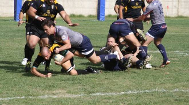 La Gran Sasso Rugby vince 24 a 3 a Reggio Calabria
