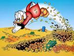 'Miliardario' bacia L'Aquila: vinti 500 mila euro