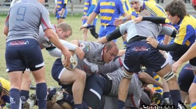 Travolgente Gran Sasso Rugby [Foto]