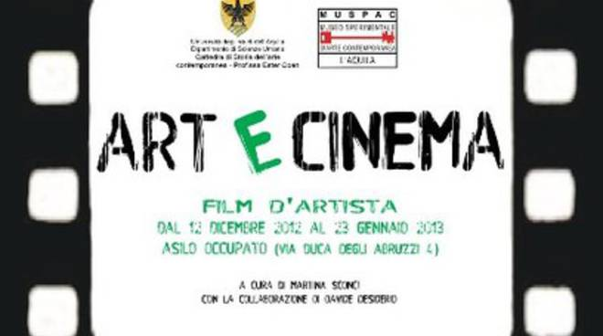 Art e cinema