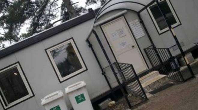 Centro psichiatrico, no opzione Bagno