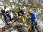 Incidenti in montagna, due interventi del Cnsas