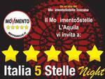 Italia 5 stelle night