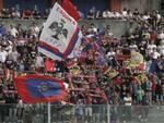 L'Aquila Calcio: panettone ai tifosi