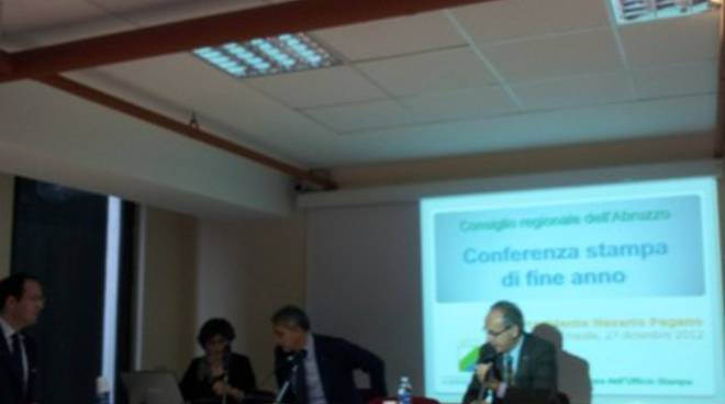 Regione, Pagano: 'Abruzzo protagonista'