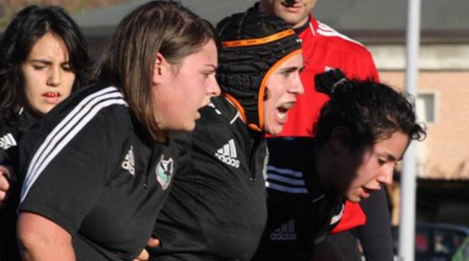 Rugby donne, domenica big match contro l'Umbria