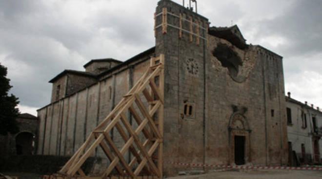 Sant'Eusanio: al via il piano di ricostruzione
