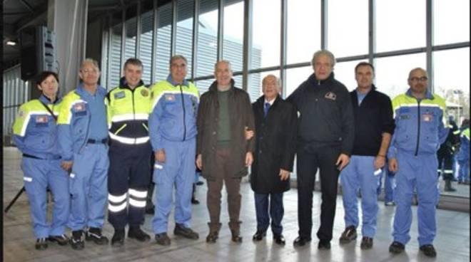 Volontari Pivec a Pordenone