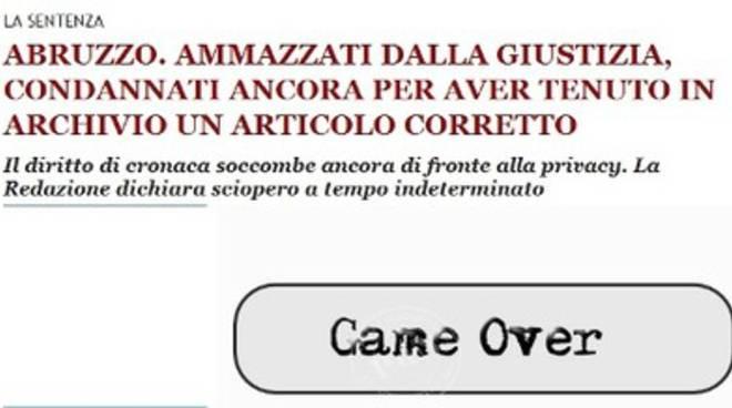 Condannato il quotidiano Primadanoi.it