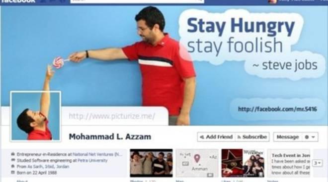 Facebook, new 'old' look in arrivo