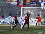 L'Aquila Calcio, una sconfitta che fa male