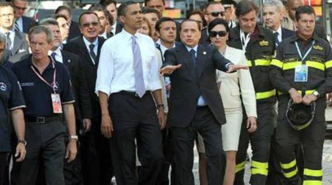 L'Aquila torna nell'agenda di Berlusconi