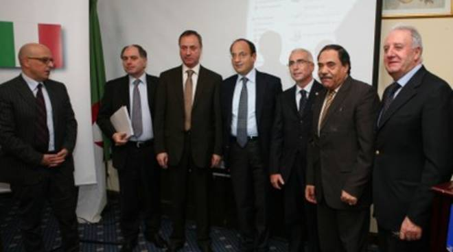 Missione in Algeria dei costruttori abruzzesi