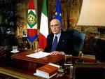 Napolitano, l'ultimo discorso alla Nazione