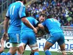 Sei Nazioni, 'rugbymob' nel cuore di Roma