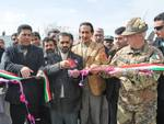 Afghanistan: progetti realizzati dai militari italiani