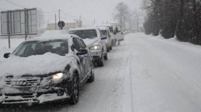 Arriva 'Big snow', l'Italia trema