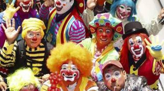 Artisti Aquilani, '3 clown alle olimpiadi'