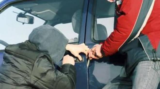 Avezzano, arrestato per tentato furto aggravato