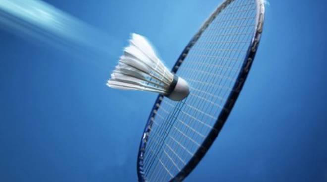 Badminton, la partita con il robot