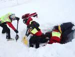 Escursionisti in difficoltà a 2100 mt