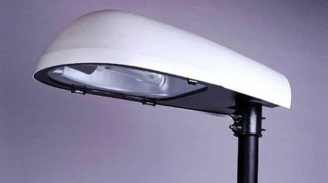 L'Aquila, impianti di illuminazione ai raggi X