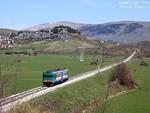 La 'Transiberiana d'Italia' diventa un set