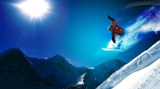 Lo snowboard sbarca a Campo Felice
