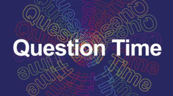 Question time, ulteriore appuntamento