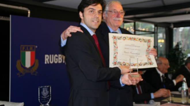 Rugby: Ciar, premiati tre aquilani e un marsicano