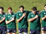 Rugby: l'Italia u18 pareggia in Irlanda