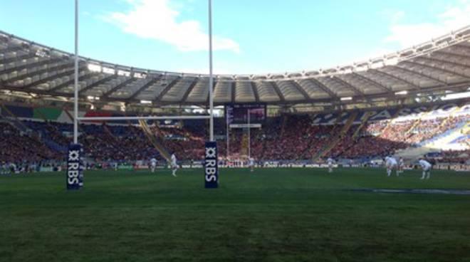 Rugby Sei Nazioni. Italia!