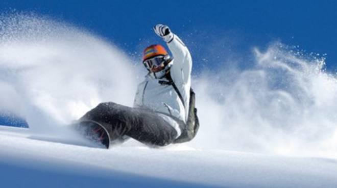 Snowboard, Giannetti e Fiamma vincono nella bufera