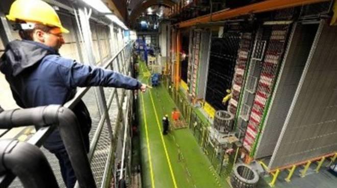 Studiare fisica ai laboratori nazionali del Gran Sasso