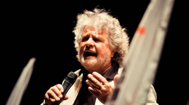 Tsunami Tour: Grillo in diretta streaming su Globalist