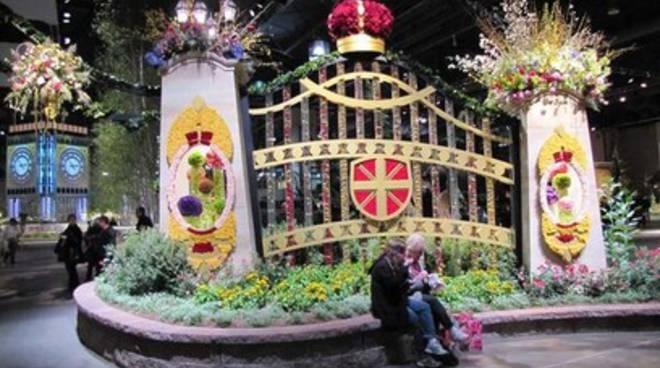 Brilliant: la più grande mostra dei fiori esistente