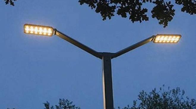 Continuano gli interventi sulla pubblica illuminazione