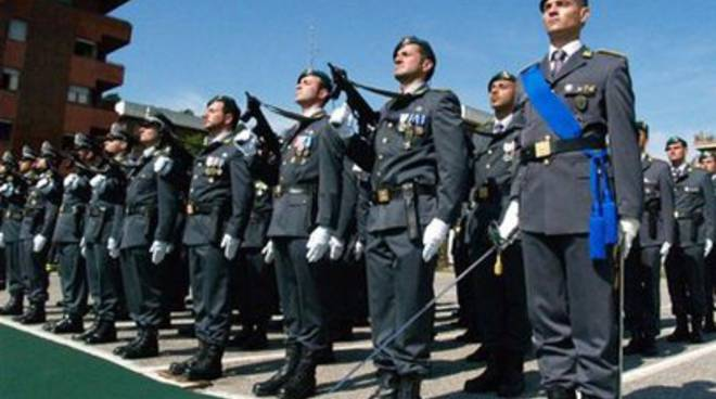 Gdf, bando per 297 allievi marescialli