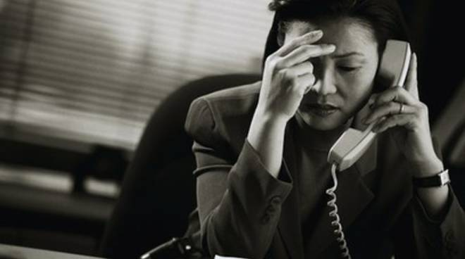 Infortuni rosa, quando il lavoro fa male