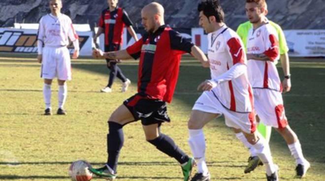 L'Aquila Calcio-Campobasso: deprimente 0-1