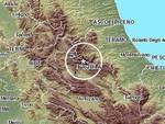 Scossa di magnitudo 2.3 a L'Aquila