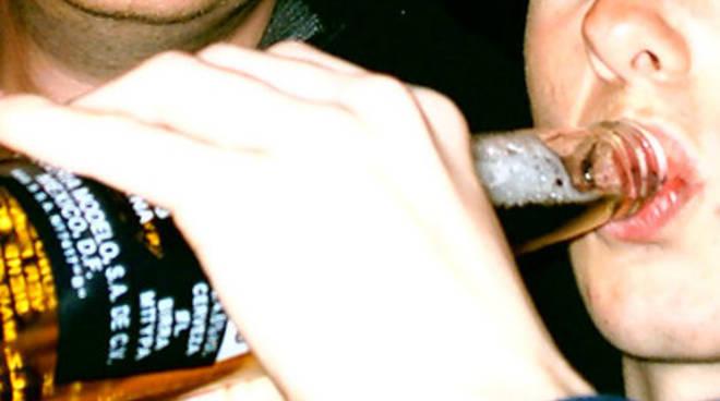 Abruzzesi a rischio alcol