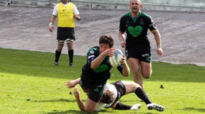 Brutta sconfitta per L'Aquila Rugby