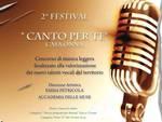 Festival 'Canto per te'
