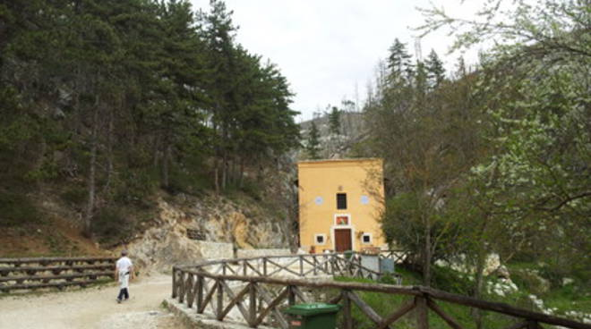 L'Aquila, 25 aprile a Madonna Fore