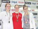 Nuoto: aquilana conquista medaglia di bronzo italiana