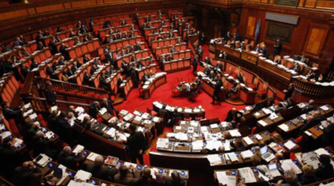 Parlamento, debutto per le senatrici aquilane