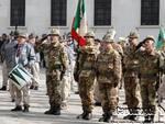 Piazza Duomo abbraccia il nono Reggimento